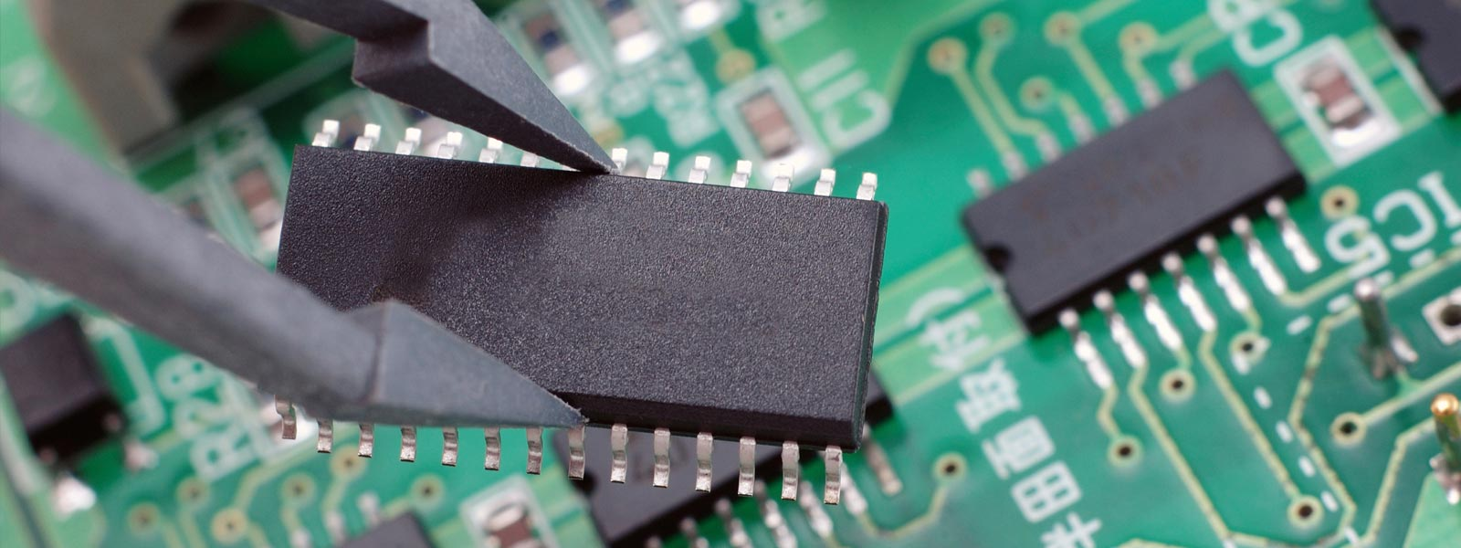 electronic components banner 2