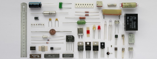 electronics components wholesale