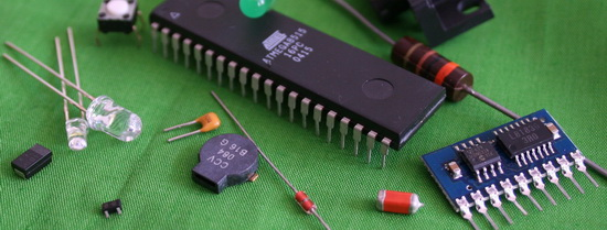 wholesale electronics components